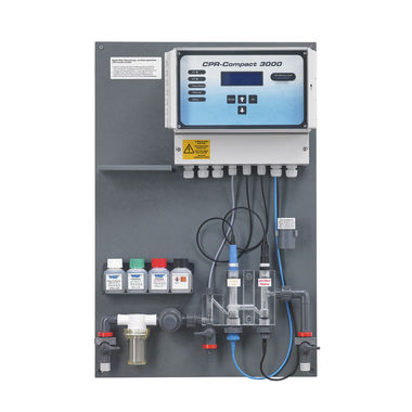 redox public pool regulator / temperature