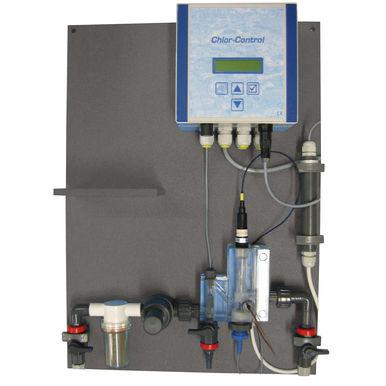 chlorine swimming pool regulator