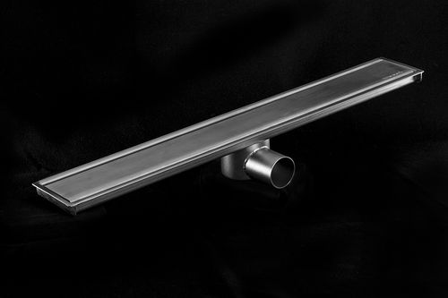 stainless steel linear shower drain - Inoxsystem S.r.l.