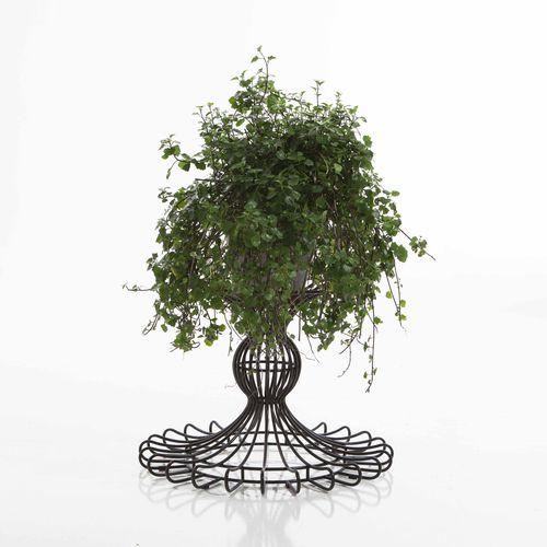 Iron garden pot SIRIO Samuele Mazza by DFN srl