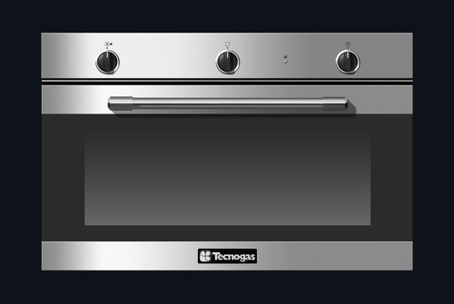 electric oven / gas / convection / with grill