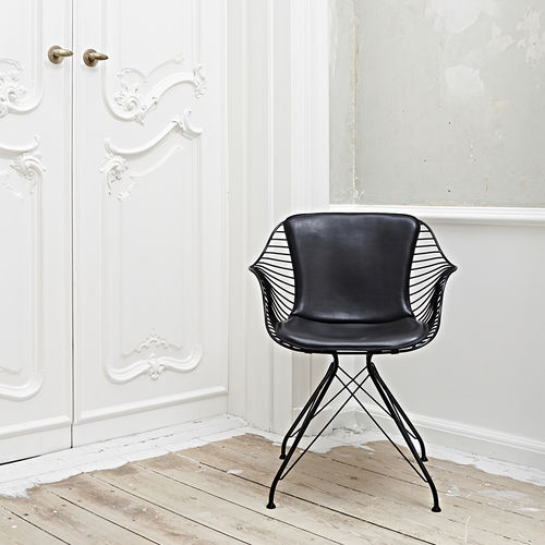 contemporary chair - OVERGAARD & DYRMAN