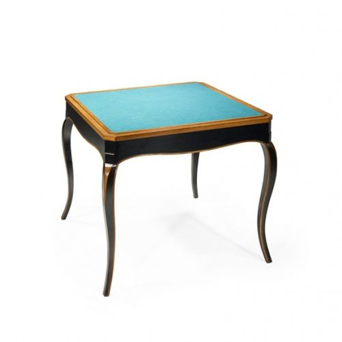 contemporary bridge table
