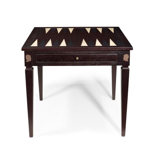 contemporary backgammon table / home