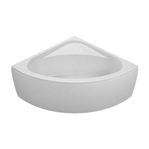 Corner bathtub / acrylic LOOP & FRIENDS: UBA140LFO3V Villeroy & Boch