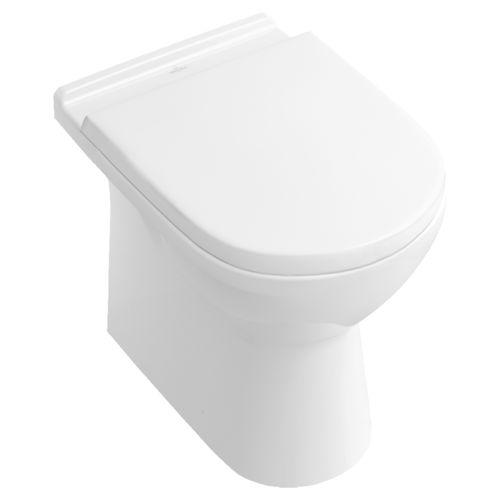 Free-standing toilet / ceramic O.NOVO:  565710 Villeroy & Boch