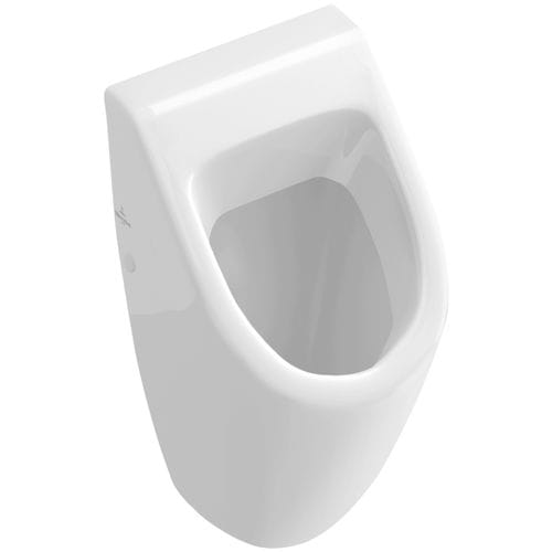Wall-mounted urinal / ceramic SUBWAY Villeroy & Boch