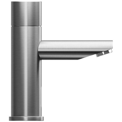 washbasin mixer tap / countertop / brass / electronic