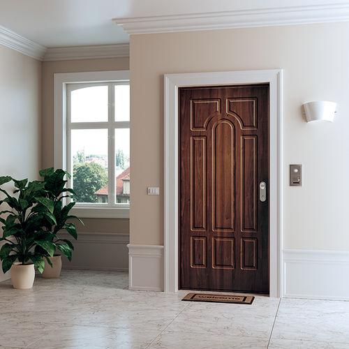 Entry door / swing / steel / security YOUNG Di.Bi. Porte Blindate