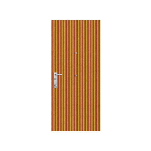 Cover panel / wood / for doors DIBIDOKU LINEAR Di.Bi. Porte Blindate