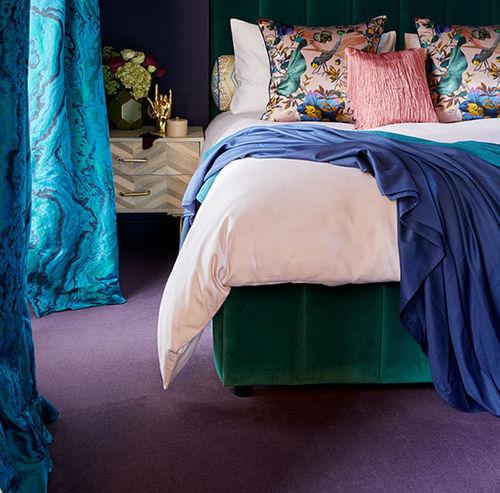 woven carpet / velvet / wool / home