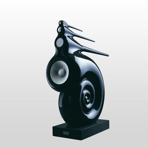 wooden speaker