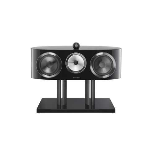 central speaker / wooden