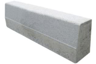 Garden edge / concrete / linear SAGOMATO mvb