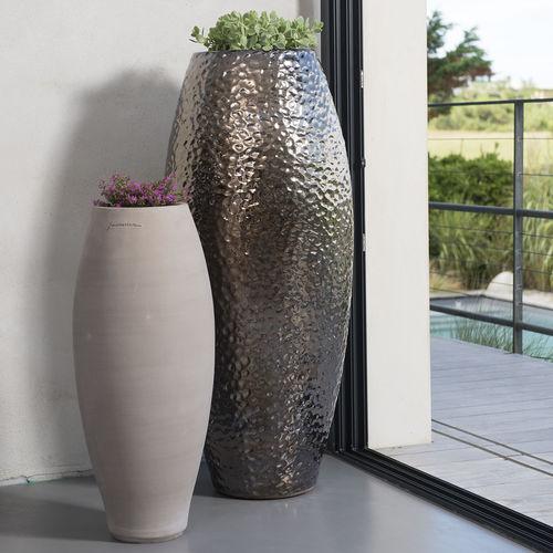 contemporary vase / ceramic / handmade