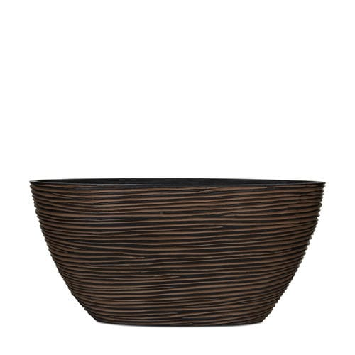 plastic planter / square / rectangular / oval