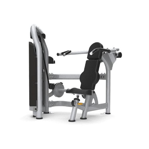 shoulder press weight training machine