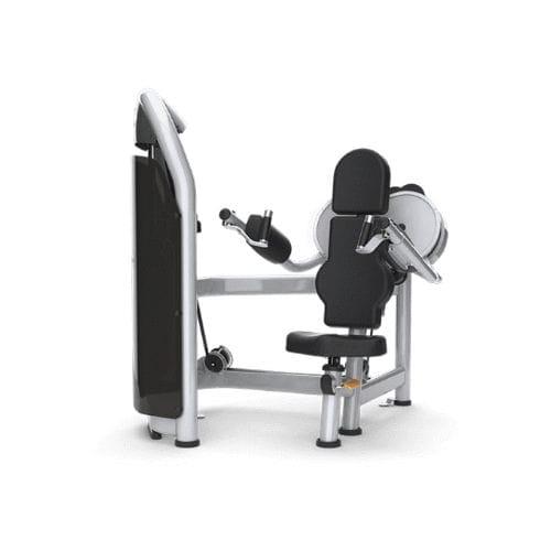 arm curl weight training machine / shoulder press