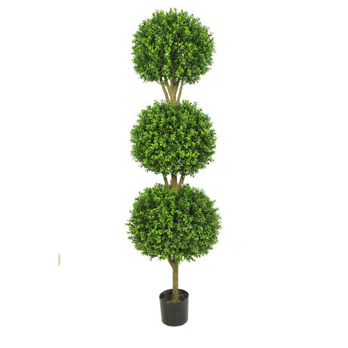 synthetic ornamental-plant / spheres