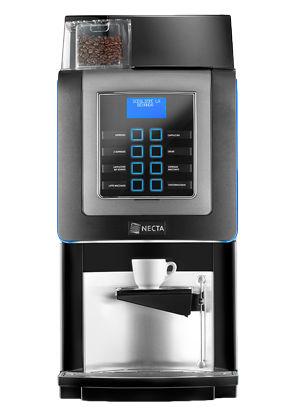 espresso coffee machine / combined / commercial / automatic
