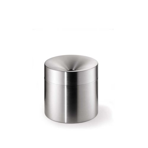 Pedestal ashtray / stainless steel / for outdoor use / for public areas 59351 rosconi
