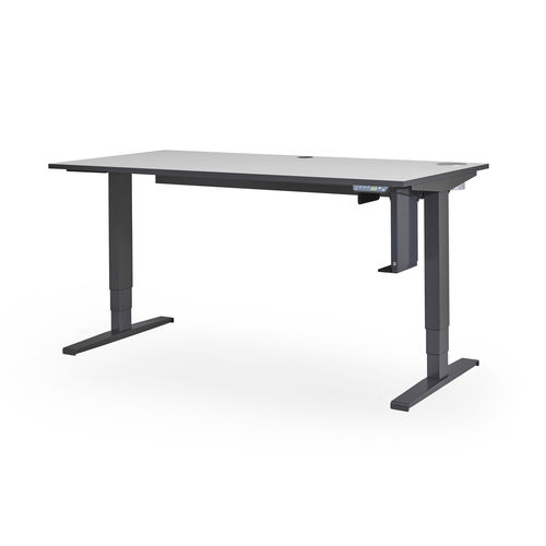 workstation desk / metal / contemporary / commercial