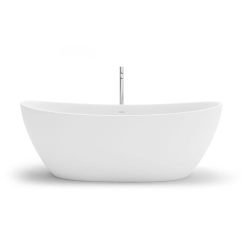 Free-standing bathtub / oval / stone MAIA Vallone