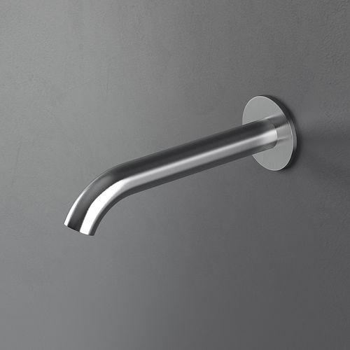 steel bathtub spout