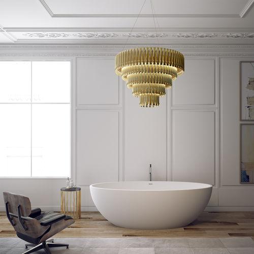 free-standing bathtub - Vallone