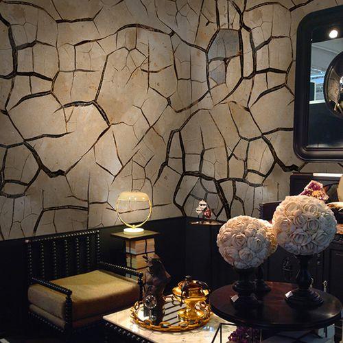 Contemporary wallpaper / vinyl / abstract motif / non-woven SEPTERIA Neodko