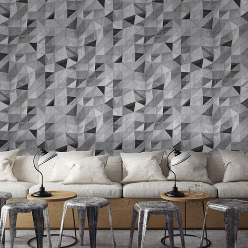 Contemporary wallpaper / vinyl / geometric pattern / panoramic ALPHA 7 Neodko