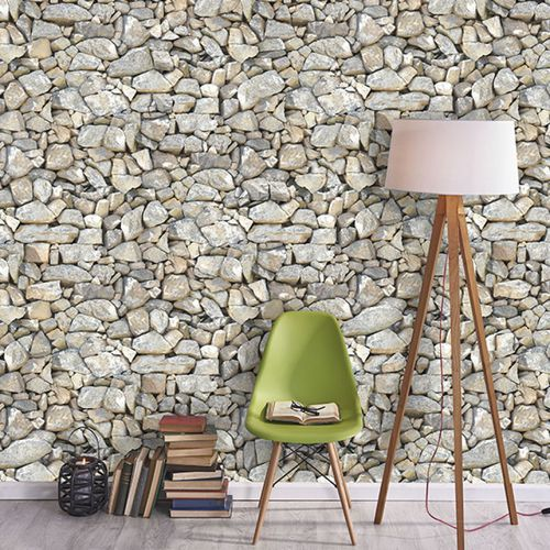 Contemporary wallpaper / vinyl / floral / nature pattern CIGALES Neodko