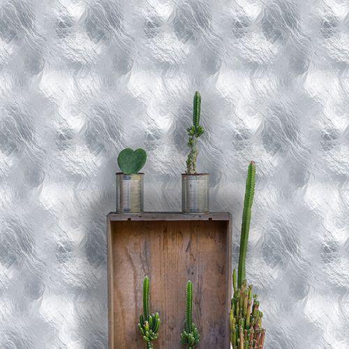 Contemporary wallpaper / vinyl / geometric pattern / panoramic ICED Neodko