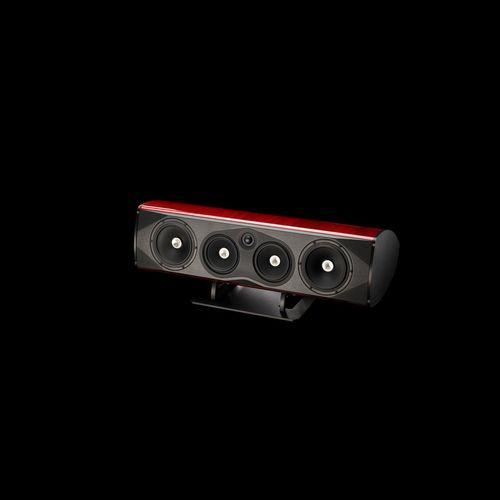 central speaker / wooden