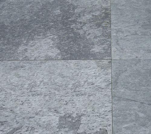 Indoor Tile Wall Quartzite Slate Silver Shine Classical
