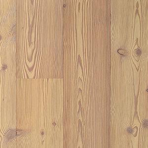 engineered parquet floor / glued / fir / natural oil