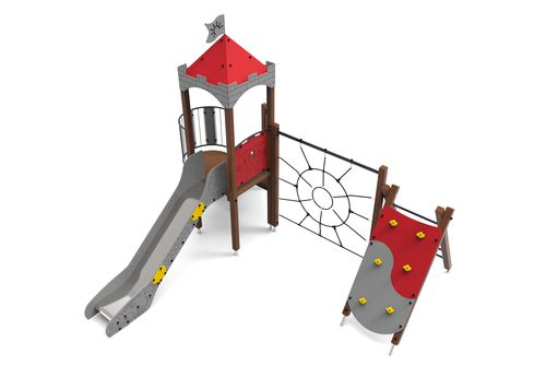 playground play structure / for public entity / for public buildings / nursery