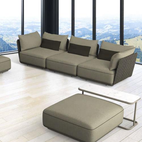modular sofa / contemporary / fabric