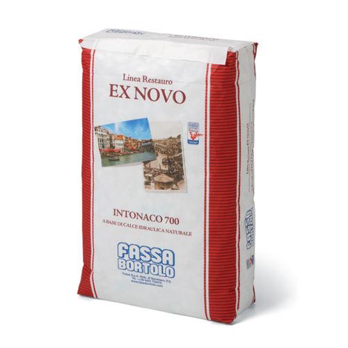 preparation coating / indoor / outdoor / for walls