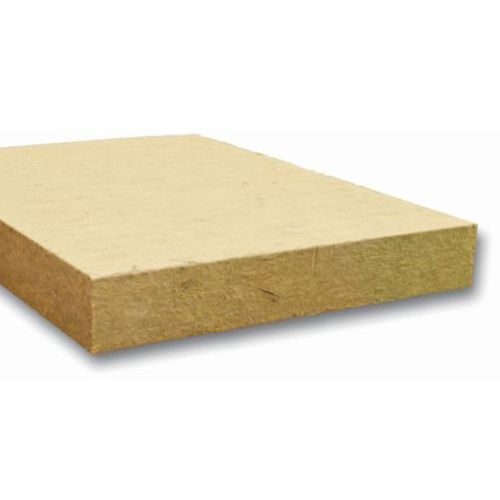 thermal insulation / rock wool / for exterior insulation finishing systems / panel