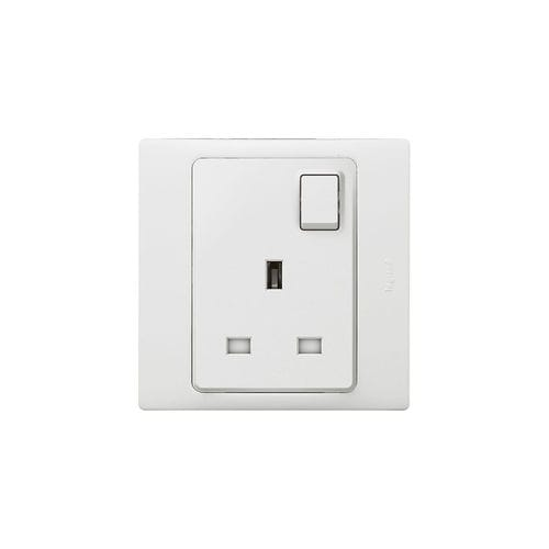 power socket / multi-person / wall-mounted / traditional