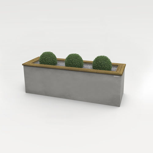 concrete planter - CO33