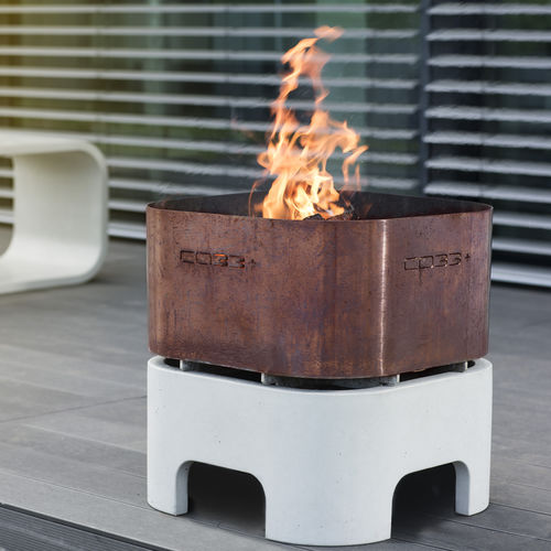 wood-burning fire pit - CO33