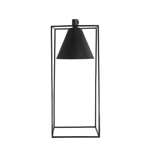 table lamp / contemporary / steel / iron