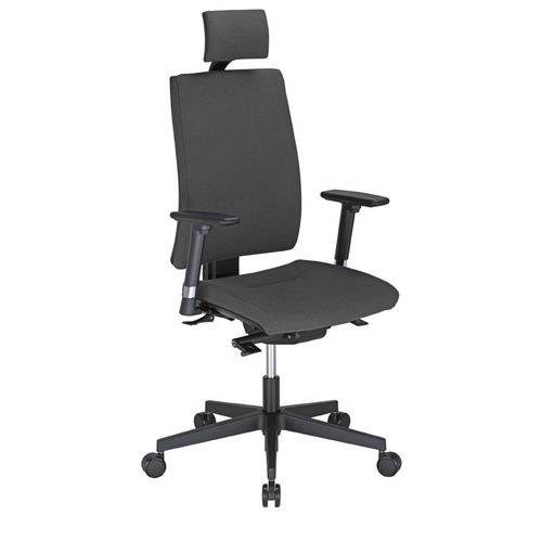 Office armchair / contemporary / adjustable-height / with armrests INTRATA PRO Nowy Styl Group