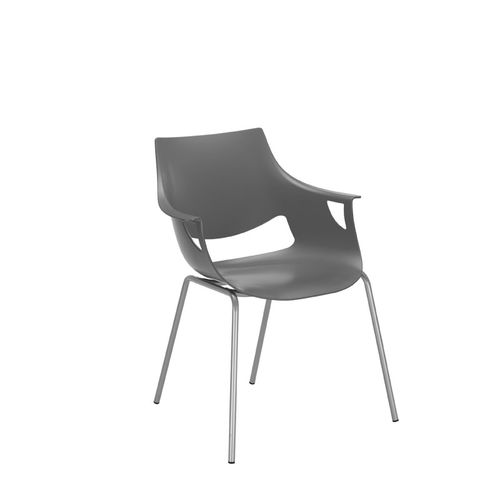 Visitor chair / restaurant / conference / contemporary FANO  Nowy Styl Group