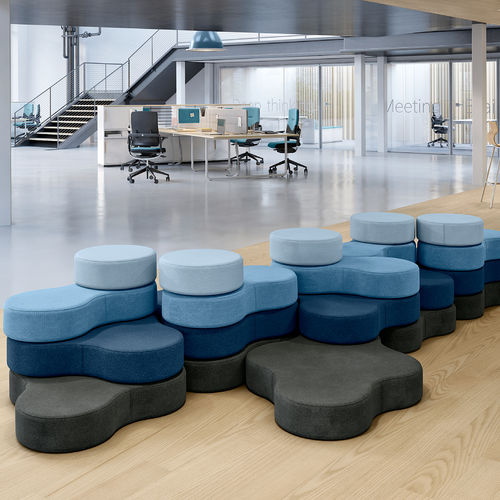 contemporary pouf - Nowy Styl Group