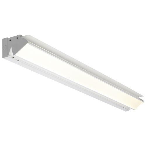 contemporary wall light / sheet steel / PMMA / LED