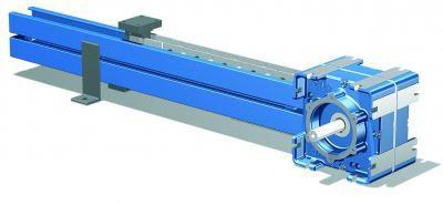 Platform lifting system / hydraulic / mechanical / pneumatic LinearBeam SERAPID