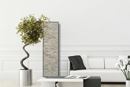 electric radiator / inertia / natural stone / steatite